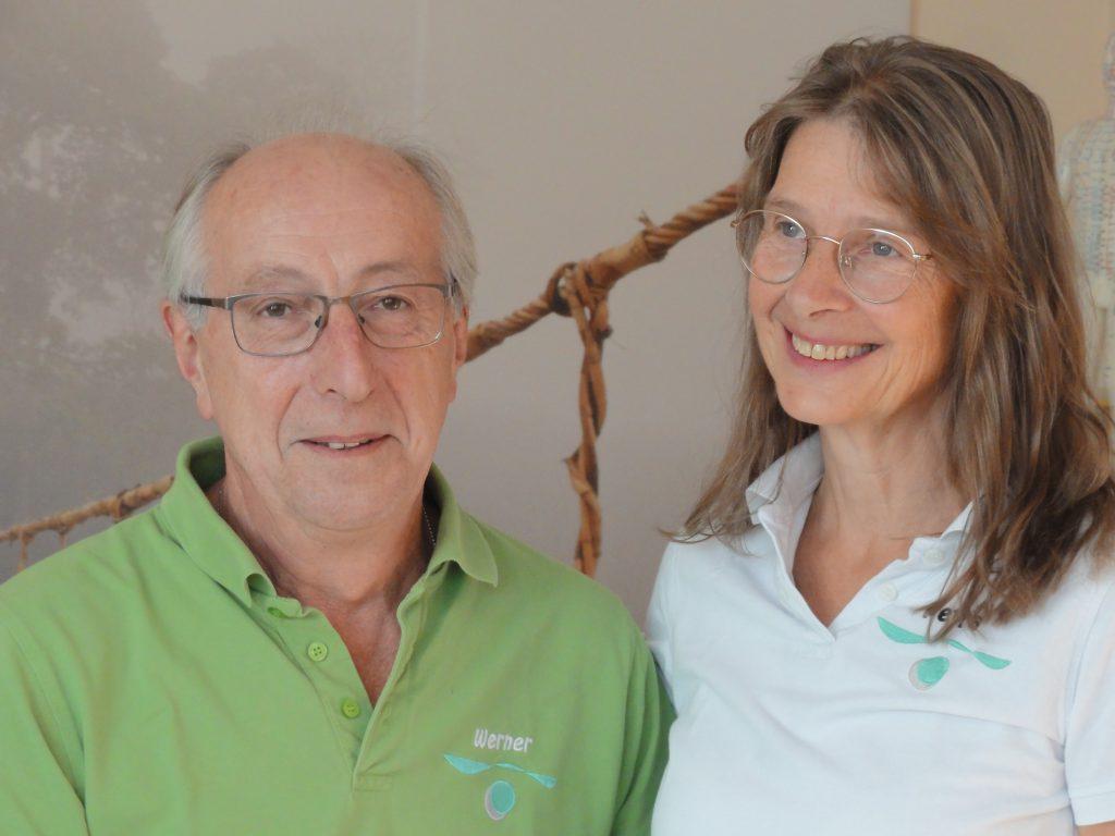 Petra Voss und Werner Bettinger